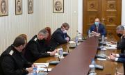 Президентът: От първостепенна важност е да запазим здравето и живота на личния състав на Въоръжените сили