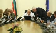 Министрите обсъждат бюджета, дълга и пенсионната система