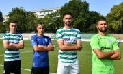 Черно море представи екипа за сезон 2020/201 г