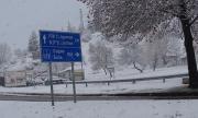 Жълт и оранжев код за сняг в Западна България
