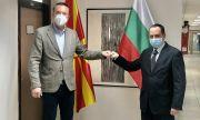 Външно: Имаме отлично ниво на трансгранично сътрудничество със Скопие