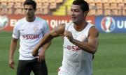 Спортинг Лисабон показа уникално уважение към Кристиано Роналдо