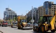 Реконструкцията на бул.