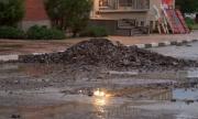 Сериозни разрушения след бедствието в Свищов