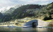 За пръв път в света строят такъв тунел (ВИДЕО)