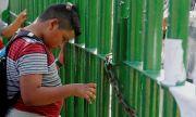 Хуманитарна помощ за децата по границата между САЩ и Мексико