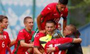 Отличен старт за юношеския ни национален отбор за Евро 2022