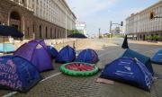 Блокирани остават 3 ключови кръстовища в София