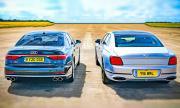 Audi поглъща Bentley