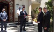 България дари защитна екипировка на медиците в Ирак