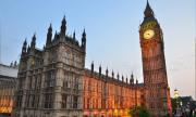 Парламентът на Великобритания спира работа