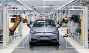Volkswagen вече произвежда по 1000 електрически коли на ден