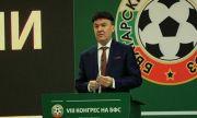 Боби Михайлов: Нямам проблем да работя с Бербатов