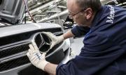 Mercedes-Benz спира продажбите на дизелови модели