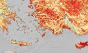 Адска жега! Над 50 градуса температура на земната повърхност в Турция и Кипър