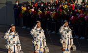Китай се надява в бъдеще да сътрудничи с чуждестранни космонавти
