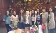 В Берковица отпразнуваха 100-годишния юбилей на бивша учителка