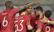 Манчестър Юнайтед ще спори за място на финала в Лига Европa след успех срещу Копенхаген (ВИДЕО)