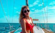 Жени Джаферович пусна СНИМКА от най-красивия плаж