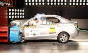 Обявиха един от най-опасните автомобили в историята на краш тестовете (ВИДЕО)