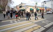 Москва се отказва от жълто-белите пешеходни пътеки