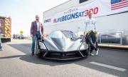 Зъболекар купи най-бързата кола в света