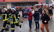 Германската полиция потвърди: Умишлено нападение
