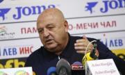 Венци Стефанов: Отлагаме мача с Ботев, ще отлагаме и конгреса на БФС!