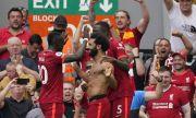 Ливърпул на върха във Висшата лига след триумф над Кристъл Палас