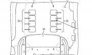 GM патентова нова система за масаж на ходилата