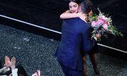 Роналдо и половинката му зарадваха феновете си (СНИМКА)