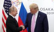 Тръмп иска лична среща с Путин преди изборите зад Океана