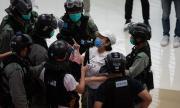 САЩ наложиха санкции на лидерката на Хонконг