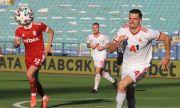 Двама титуляри на ЦСКА отпадат за мачовете с Лиепая
