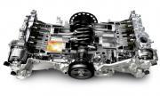 Новият двигател на Subaru