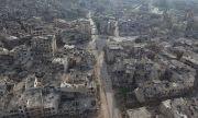 200 убити бунтовници при руски въздушни удари