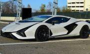 Най-скъпото, най-бързо и най-мощно Lamborghini се появи на пътя