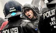 Протестиращите не уплашиха германското правителство