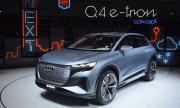 Женева 2019: Audi Q4 e-tron