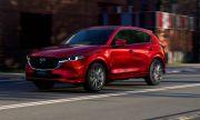 Mazda CX-5 с нова визия и повече технологии
