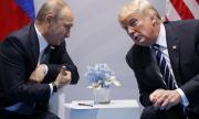 Путин: Тръмп не ми е невеста, за да се разочаровам