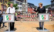 Социалдемократите водят, лек ръст в доверието към консерваторите преди изборите в Германия