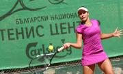 Топ тенисистката ни Виктория Томова е с COVID-19
