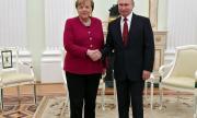 Разговор между Меркел и Путин