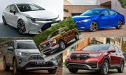 Десетте най-продавани коли в света за последната година и половина (спойлер - девет са японски)