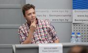Сензация в Минск! Беглецът Роман Протасевич се появи на пресконференция