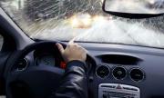 Основни грешки при шофиране на дъжд
