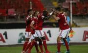ЦСКА успя да преодолее кошмара на българския футбол