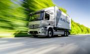 Mercedes-Benz започва серийно производство на товарни автомобили с електрическо задвижване