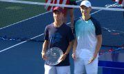 Жалко. Нестеров и партньорът му се разминаха с титла на двойки на US Open